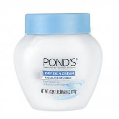 کرم مرطوب کننده پوندز مخصوص دست و صورت 111 گرمی Ponds Dry Skin Cream Rich Hydrating