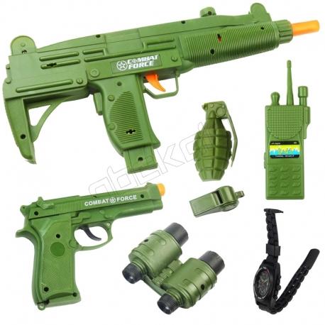 ست تفنگ و کلت ارتشی 33860