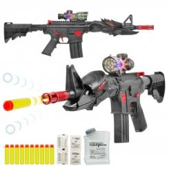 تفنگ اسباب بازی ام 16 تور با قابلیت شلیک گلوله بادکشی و ژله ای M16 THOR YANG KAI Gun