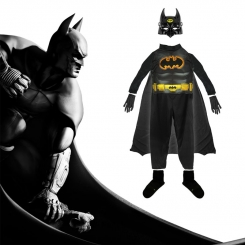 ست نقاب و لباس و شلوار بتمن هیروز سایز 5-6 سال Batman Children Costumes