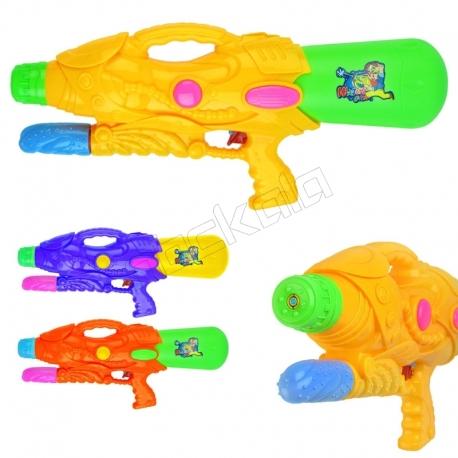 تفنگ آبپاش اسباب بازی مدل تک سوزنه واترگان Water Gun 1 needle Toy