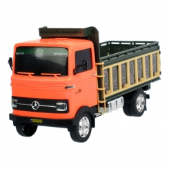 کامیونت مینی خاور بنز باری دورج توی Benz Truck 608