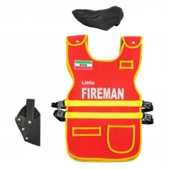 اسباب بازی جلیقه آتش نشانی Little FIREMAN Vest
