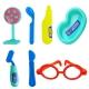 ست دکتری با 13 عدد ابزار پزشکی به همراه کیف دستی پزشکی