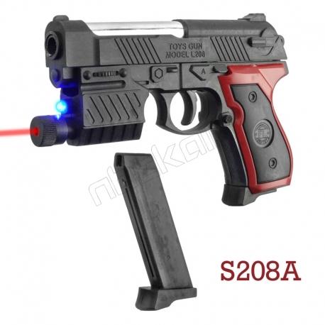 کلت ساچمه ای لیزری گرید اسپورت گان Grade Sport Gun S208A