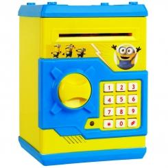 گاو صندوق الکترونیکی مینیون MINIONS MONEY SAVE NO: WF-3001ME