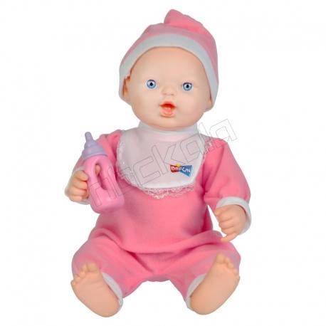 عروسک صورت متحرک نوزاد بلیندا 38 سانتیمتر BELINDA LOVELY BABY NO 68013