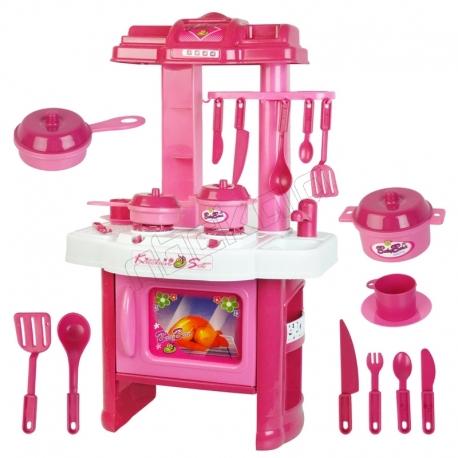ست آشپزخانه بیبی بورن اجاق گاز و ظرفشویی BabyBorn Kitchen Set 00826