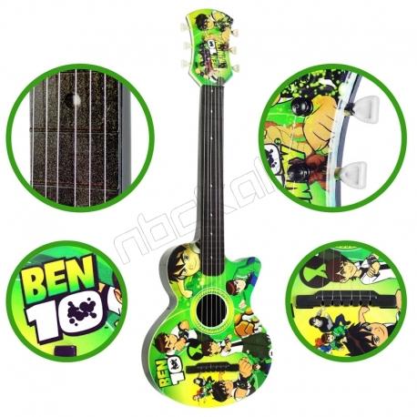 گیتار بن تن اسباب بازی مدل Ben Ten Music Guitar 890