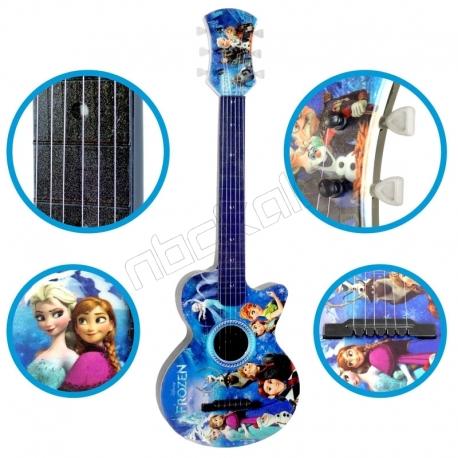 گیتار فروزن السا و آنا اسباب بازی مدل Frozen Elsa & Anna Music Guitar 890