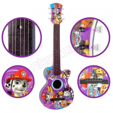 گیتار سگهای نگهبان پاپاترول اسباب بازی مدل PAW Patrol Music Guitar 890