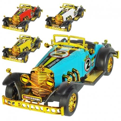 ماشین مسابقه ای مرسدس بنز کوپه کلاسیک درج MERCEDES RACING CAR