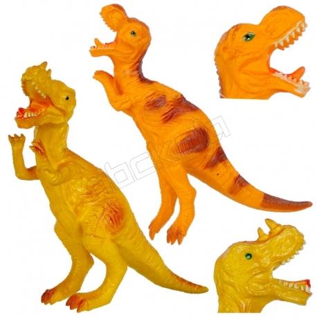 ست فیگور دایناسور کراتوساروس و تیرانوساروس CERATOSAURUS AND TYRANNOSAURUS NO234-5-6