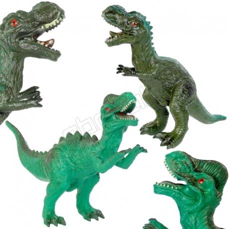 ست فیگور دایناسور اسپینوساروس و دینونیچوس SPINOSAURUS AND DEINONYCHUS NO234-7-8
