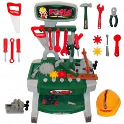 میز ابزارآلات اسباب بازی ژیونگ چنگ مدل Tools Play Set 008-81